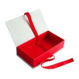 Caixa de cartão luxuosa do presente para a embalagem