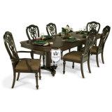 Feste Eichen-ausdehnbarer Tisch für Esszimmer