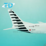Cargo Aircraft B737-300 Resin Toy Model