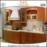 China Lieferant italienischen Holz Küche Schranktür mit Arbeitsplatte Kc -2110