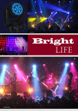Luz principal movente da lavagem do diodo emissor de luz do zoom da alta qualidade 19LEDs*10W 4in1 RGBW de Rasha com porta de Powercon 3pins DMX para o evento do estúdio da igreja