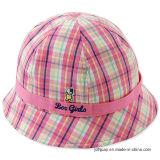 Sombrero del bebé del casquillo de los cabritos con bordado y el casquillo de los niños de la insignia de la impresión