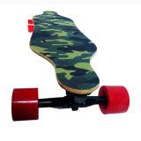 Skate elétrico personalizado da cor com 4 rodas