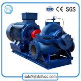 Pompe à eau entraînée par un moteur électrique de cas de fractionnement de haute performance pour l'usine hydraulique