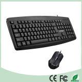 Mejores Ventas de teclado y ratón inalámbricos Combo Set