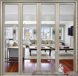 도매 공급자 알루미늄 문 디자인 알루미늄 접게된 문