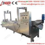 Pommes chips automatiques efficaces élevées faisant frire la machine