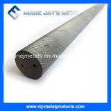 Carbure de tungstène de haute performance Rods avec de doubles trous spiralés