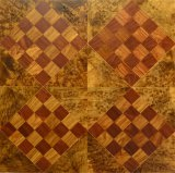 Couleur de DIY piquant le plancher en bois solide pour Hosehold/film publicitaire/sports