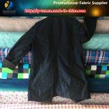 ウインドブレイカーのためのポリエステルメモリファブリック、75Dきらびやかなメモリ綿繻子またはジャケット(R0135)
