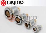 Soquete/conetor circulares do painel do ovo ECG do Pin de Raymo 2b 2