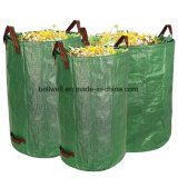 Garten-Blätter, die Garten-Beutel für Yard-Rasen-Abfall montieren