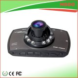 G 센서 또는 움직임 탐지 대시 캠 DVR 차 사진기