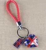 Trousseau de clés/porte-clés de chaîne principale de nouveauté en métal