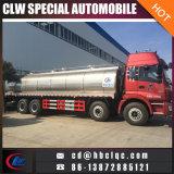 Foton 8X4 28000L 30000Lのミルクのタンク車のミルクのトラックタンク