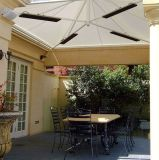 chaufferette de la pièce 1~4kw/patio