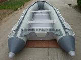 Cer Belüftung-Rumpf-Material-aufblasbares Boot 360