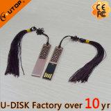 Movimentação do flash do USB do endereço da Internet de cobre o mais novo do indicador mini (YT-3294-02L)