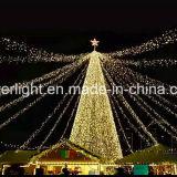 Свет шнура украшения напольного рождества длины IP65 10m водоустойчивый