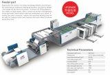 Nuova stampatrice ad alta velocità di Flexo per il rivestimento di carta del libro