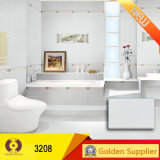 плитки стены кухни ванной комнаты 300X450mm горячим застекленные полом (3206)