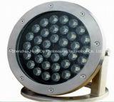 Lumière simple légère souterraine chaude d'étage de la couleur DEL du prix bas 190*H230mm 18W 12V DEL de vente