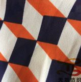 ткань 100% полиэфира 75D шифоновая для женщин платья и ткани одежд лета