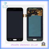 Tela de toque móvel LCD original do telefone de pilha para o indicador da galáxia J3 J3109 de Samsung