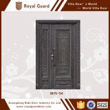 Diseños de la puerta/de la puerta de la entrada principal solos/ventana de aluminio y puerta