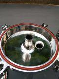 De industriële Filter van de Patroon van het Water van het Roestvrij staal van de Filtratie Sanitaire