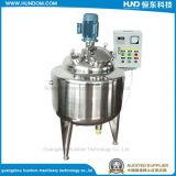 Detergente líquido de lavagem da mão da alta qualidade que faz o tanque