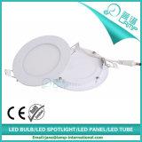 Neue runde LED Instrumententafel-Leuchte der Haus-Farben-6W