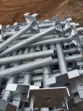 Основание Jack ремонтины вспомогательного оборудования форма-опалубкы лесов регулируемое
