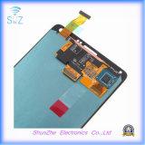 Samsungのノート4の表示アセンブリのための携帯電話のタッチ画面LCD