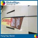 Перо полного цвета высокого качества изготовления Китая напечатанное таможней Flags знамена лезвия