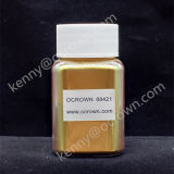 88421 Gold/grünes Chamäleon-Perlen-Pigment