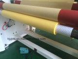 Máquina do rebobinamento da película do PVC da rebobinação e da inspeção