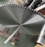 Circular de acero Hoja de sierra para cortar Polywood