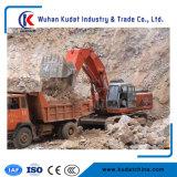 23 toneladas que minan el excavador hidráulico con el motor diesel de Cummins y la bomba de Toshiba