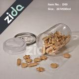 Frasco líquido do animal de estimação E/frasco plástico do animal de estimação da fábrica de China