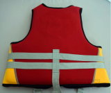 大人のネオプレンの水泳の船遊びのための膨脹可能なベストの救命胴衣