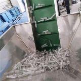 Machine en plastique automatique de soufflage de corps creux de bouteille d'animal familier