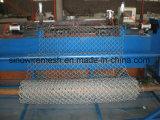 Rete fissa provvisoria galvanizzata della maglia di collegamento Chain del TUFFO caldo del cantiere