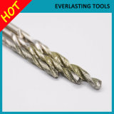 Morceaux de foret réglés de torsion de foret de diamant pour les outils électriques