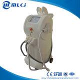 Combinação super 3 em 1 máquina da remoção do cabelo do laser do diodo de Elight+ND YAG Laser+808nm