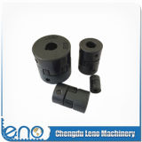 Accoppiamento materiale sinterizzato di Lovejoy dell'asta cilindrica della scanalatura L090 della polvere