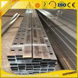 Profil en aluminium de procédé de machine de haute précision avec des pièces d'auto