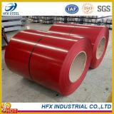 La couleur principale a enduit la bobine en acier galvanisée de Chine