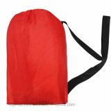 キャンプの空気ソファーのたまり場の不精な袋の膨脹可能な空気ベッド防水浜の空気寝袋
