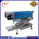 bewegliche Laser-Markierungs-Maschine der Faser-20With30With50W für Gläser/Acryl/Pes/PVC/Titanium
